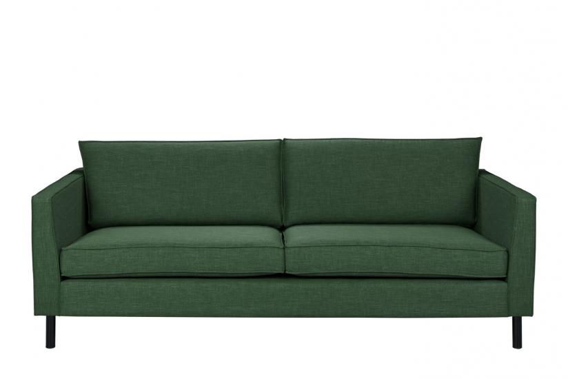 Sydney 3-pers. Sofa - Grøn