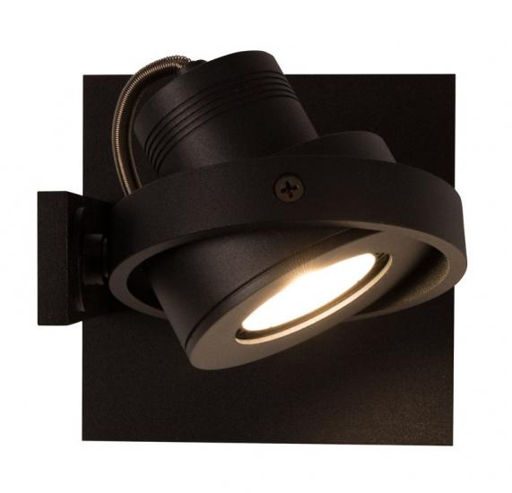 Zuiver Luci-1 Spotlampe  - Spotlampe i sort