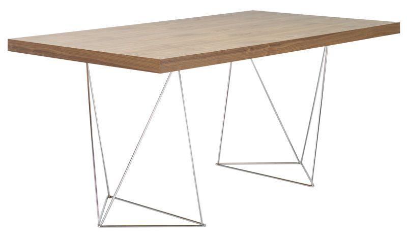 Temahome - Multi Skrivebord - Valnød 160 cm