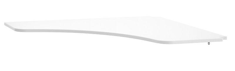 FLEXA Nordic Hjørneskrivebord - Hvid