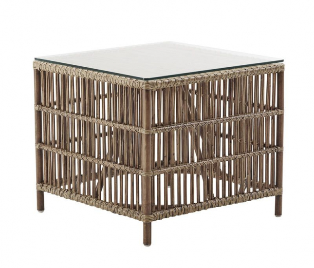 Sika-Design Donatello Loungebord - Antiue 60x60 - Originals by Sika