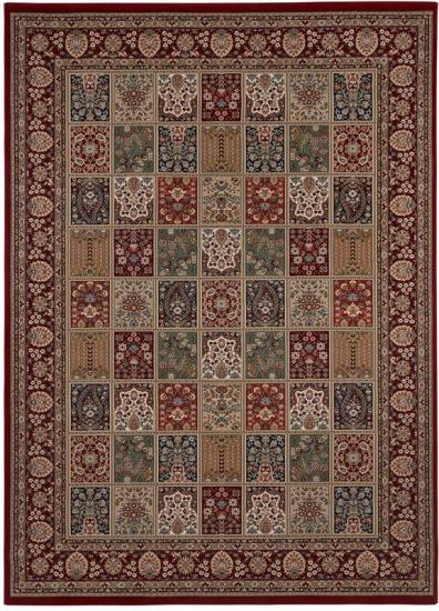 Teheran  Oriental Wiltontæppe - Multi - 200x290 - 200x290 cm