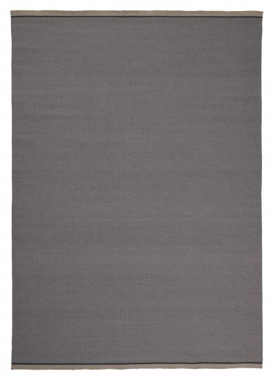 Linie Design Margun Uld tæppe, steel, 140/200