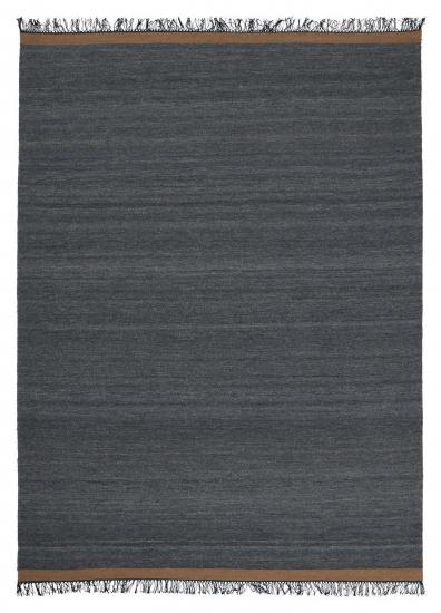 Linie Design Sigyn Uld/Viscose tæppe, stone, 80/150