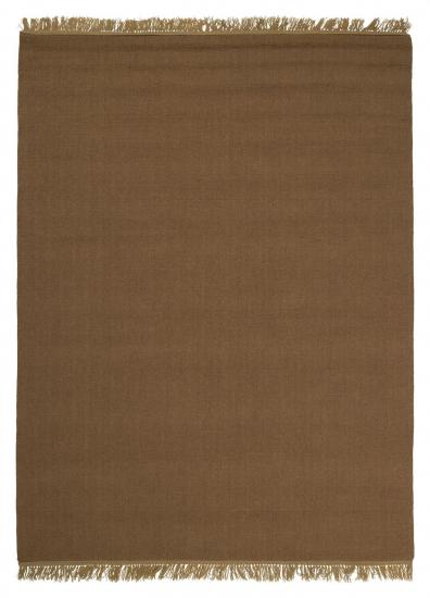 Linie Design Une Uld tæppe, ochre, 200/300