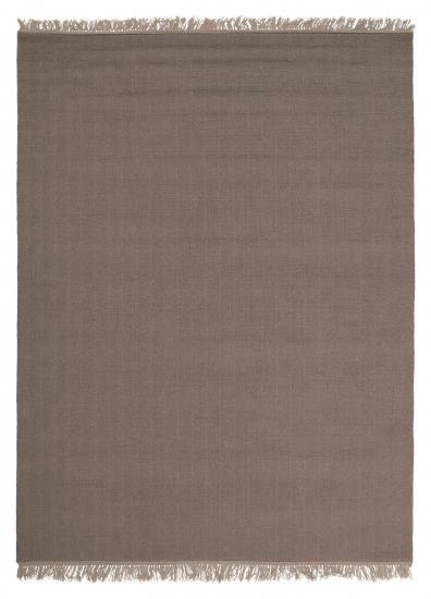 Linie Design Une Uld tæppe, sand, 140/200