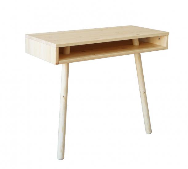 Capo Væghængt Skrivebord - Fyrretræ