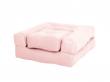 Mini Cube Børnestol, Pink Peonie