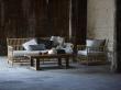 Sika-Design Caroline 3-pers. Sofa - Skin on natural