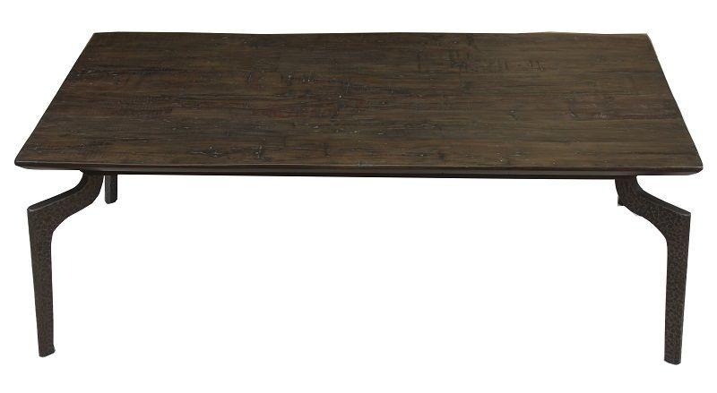 Nordal - Sofabord - Brun 120x70 - Sofabord 120x40 cm