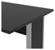 Prima Skrivebord - Sort 150cm