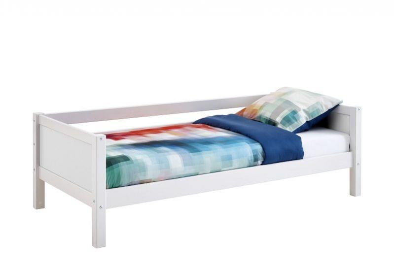 FLEXA Nordic Color Sofaseng 90x200 - Hvid