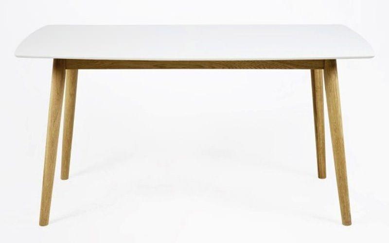Julius Spisebord - Hvid - 150x80