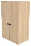 FLEXA Popsicle Klædeskab - Blueberry - 138x88cm