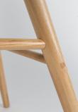 Zuiver - Albert Kuip Spisebordsstol - Koks grå
