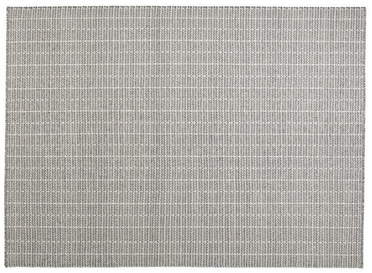 Fabula Living - Tanne Hvid/Grå Kelim - 140x200 - Håndvævet Kelim 140x200 cm