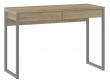Function Plus Skrivebord - Lys træ m/metalben