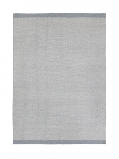 Fabula Living - Balder Grå/grå Kelim - 170x240 - Håndvævet Kelim 170x240 cm