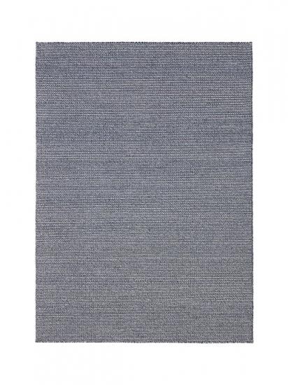 Fabula Living - Fenris Grå/blå Kelim - 250x350 - Håndvævet Kelim 250x350 cm