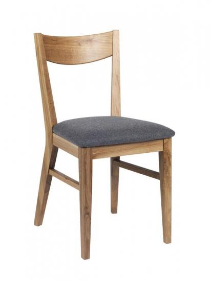 Shane Spisebordsstol - lakeret eg