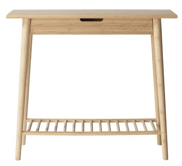 Cinas Noble Konsolbord - Bambus - Konsolbord i bambus