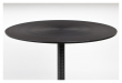 Hypnotising Spisebord - Sort, Ø92