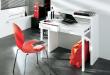 Woodman - Desk 09 Skrivebord - Hvid