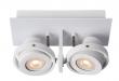 Zuiver - Luci 2 Spotlampe DTW - Hvid
