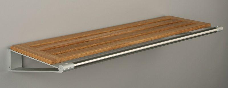 KNAX Hattehylde - 40 cm - Olieret eg