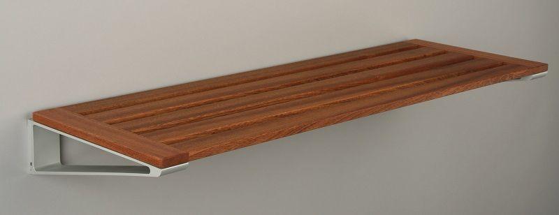 KNAX Skohylde - 60 cm - Mahogni