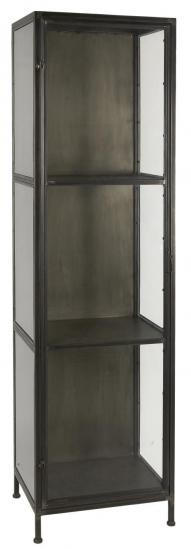 Ib Laursen - Brooklyn Glasskab m/3 glassider