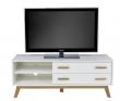Kensal TV-bord - Hvid