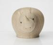 WOUD - Rina næsehorn i eg - medium