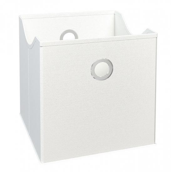 Opbevaringskasse - Hvid