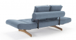 Innovation Living, Ghia Wood Daybed Lys blå