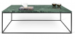 Gleam Sofabord - Grøn - 120 cm