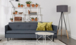 Zuiver - Jaey 3-pers. sofa - Blå