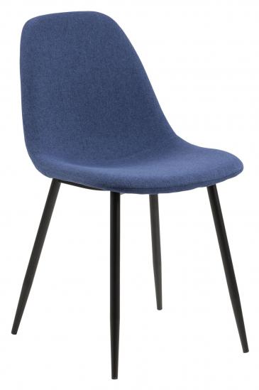 Selma Spisebordsstol - Blå
