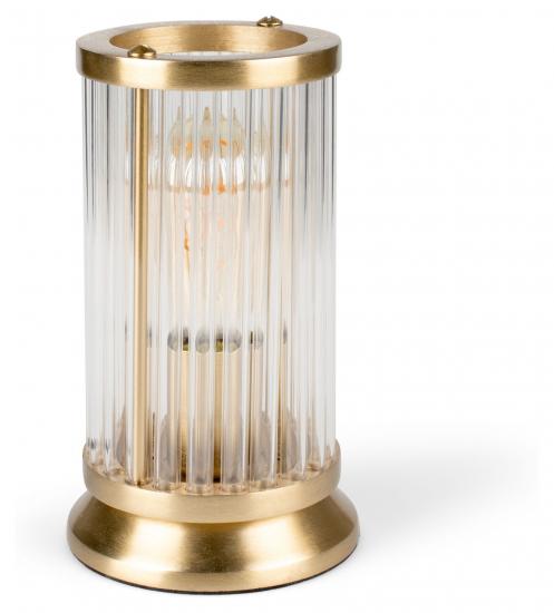 Angel on Fire Bordlampe - Akryl/Alu
