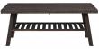 Albany Sofabord - børstet eg - 130x75 - Bejdset sofabord
