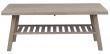 Brooklyn Sofabord - hvidvasket eg - 130x75 - Hvidvasket sofabord
