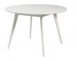 Bello Spisebord - Hvid - Ø115