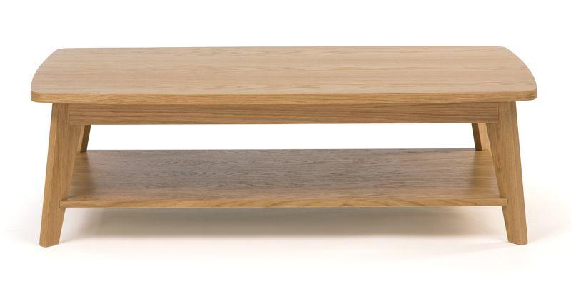 Woodman - Kensal Sofabord - Lys træ