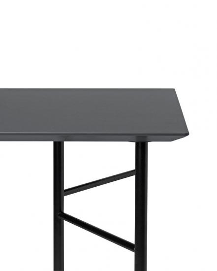 Ferm Living - Mingle Bordplade L:135 - Charcoal