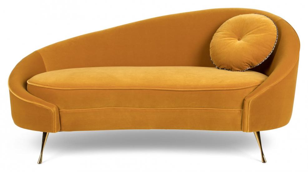 I am not a Croissant Sofa - Okker
