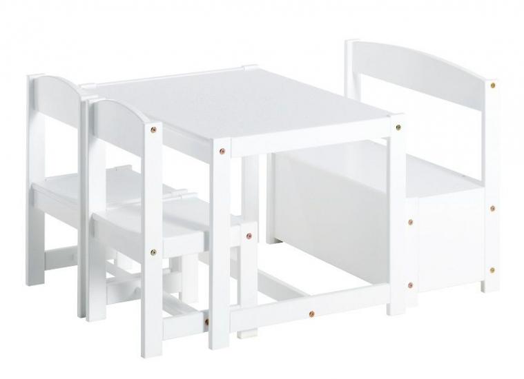 Hoppekids Mathilde Bord/stolesæt