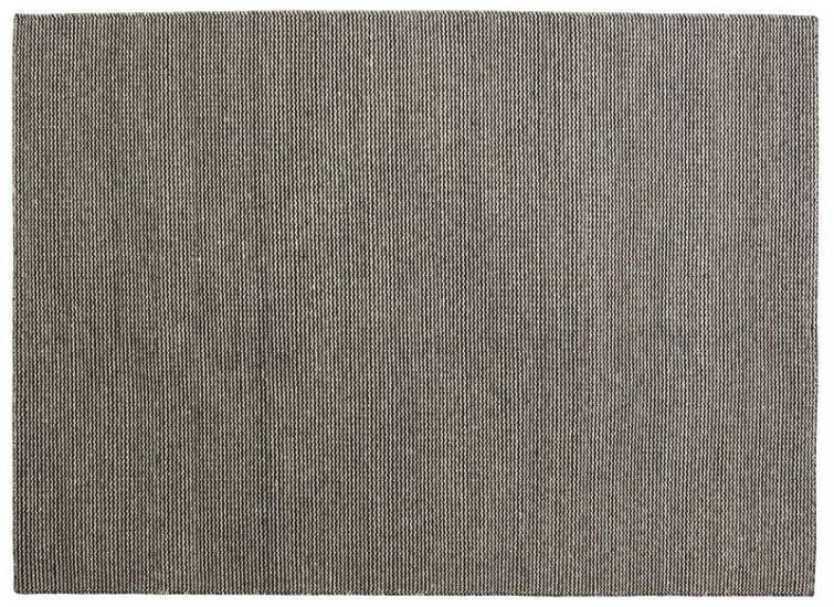 Fabula Living - Fenris Sort Kelim - 200x300 - Håndvævet Kelim 200x300 cm