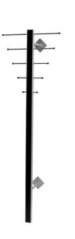 Hoigaard - Milano ST-1 Stumtjener - sort