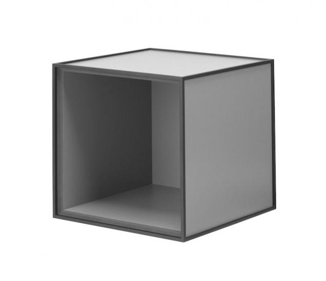 by Lassen - Frame 28, mørk grå