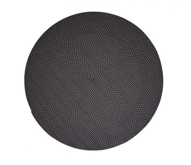 Cane-line - Defined Udendørs tæppe Ø140 - PP - Udendørs tæppe i grå